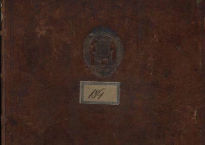 Privilegijska knjiga mesta Ljubljana, 1320–1744