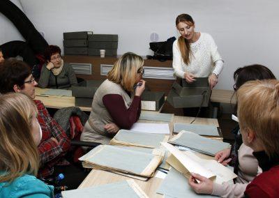 Arhivske delavnice