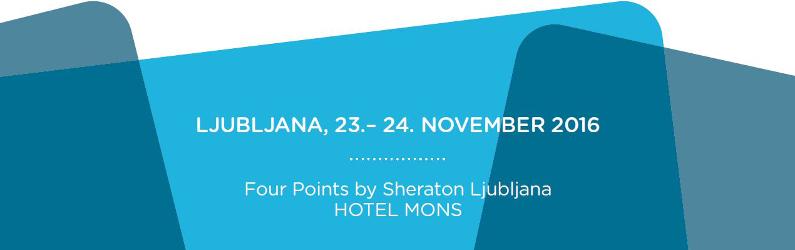 Mednarodna konferenca e-ARH.si – Ljubljana, 23.-24. 11. 2016