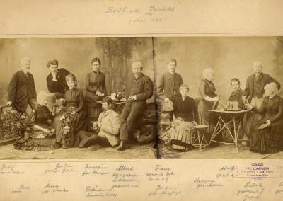 Korespondenca Jožefine in Fidelija Terpinc 1825-1858
