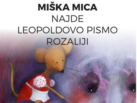 Delovni list MISKA MICA IN LEOPOLDOVO PISMO