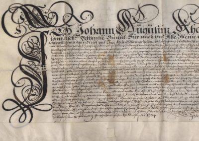 Listine iz Zbirke listin Ljubljana, 1320–1955
