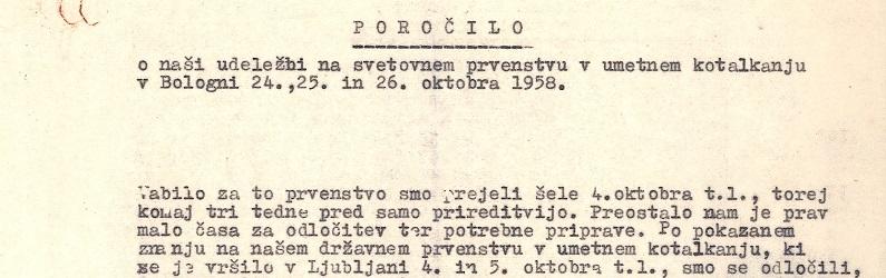 Arhivalija meseca (oktober 2016)