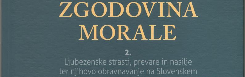 Zgodovine morale, 2. del