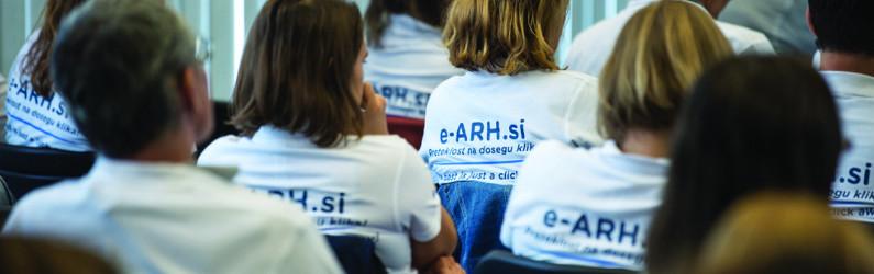 Četrta mednarodna konferenco projekta e-ARH.si – 20. in 21. 11. 2019